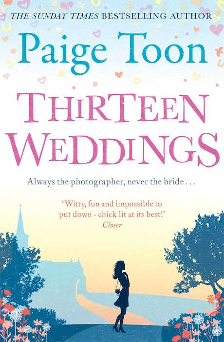 Thirteen Weddings - Kim The Bookworm