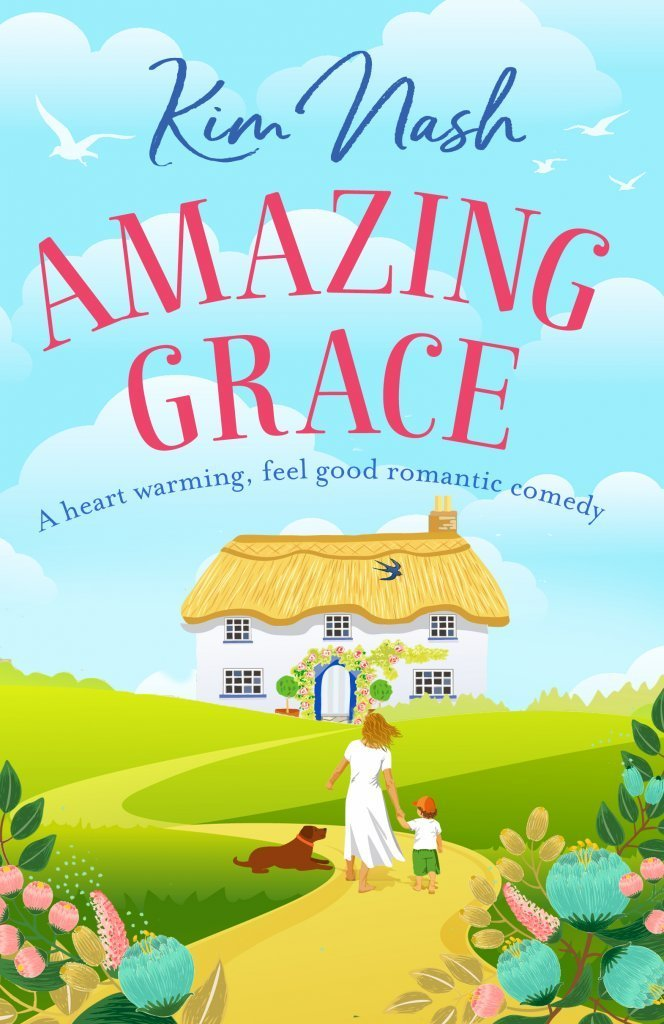 AMAZING GRACE - Kim Nash
