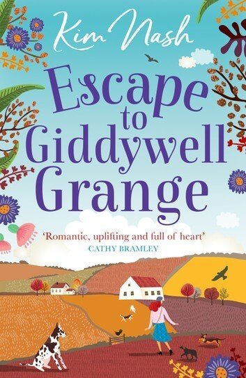 Escape to Giddywell Grange - Kim Nash